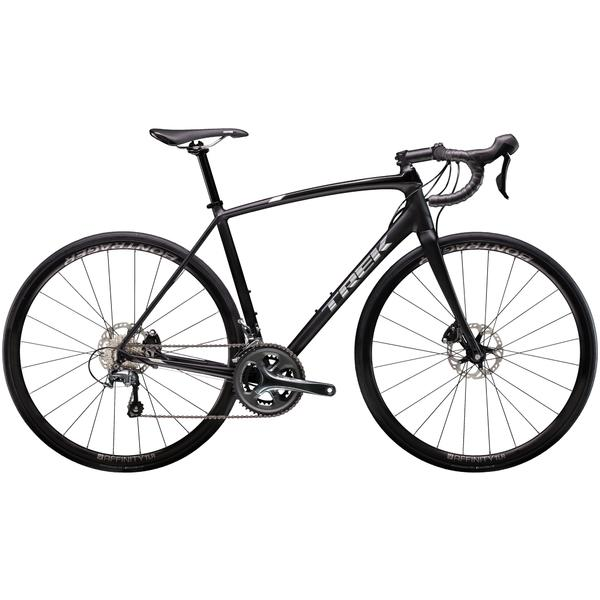 Trek Emonda ALR 4 Disc Color: Matte/Gloss Trek Black