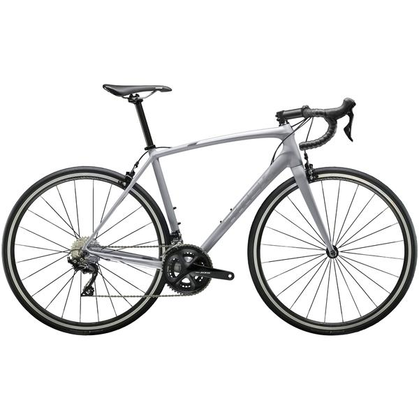 Trek Emonda ALR 5 Color: Matte Gravel/Gloss Quicksilver