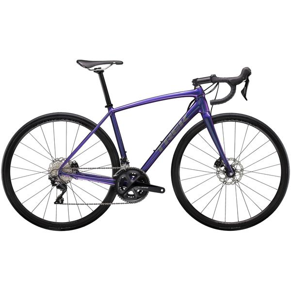 Trek Emonda ALR 5 Disc Women's Color: Purple Flip