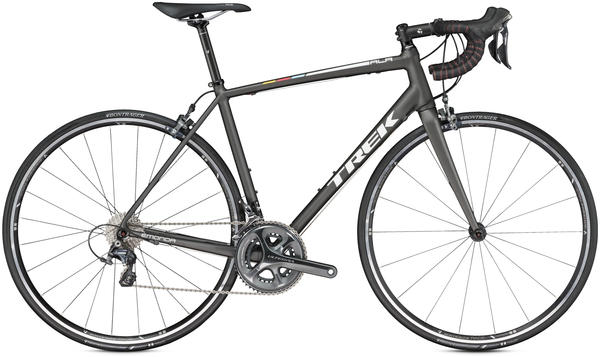 Trek Emonda ALR 6 Color: Matte Dnister Black