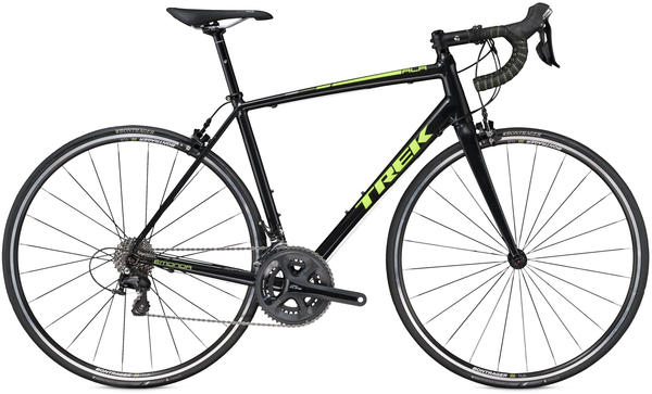 Trek Emonda ALR 5 Full Shi 105 (-37% Discount) Color: Black Pearl