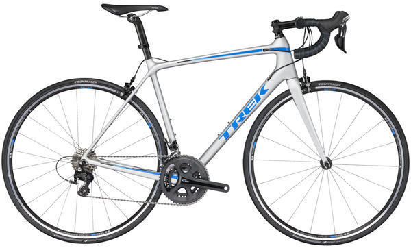 Trek Emonda SL 5 Color: Quicksilver