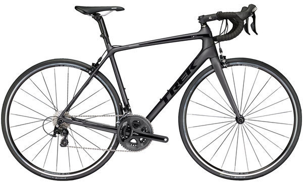 Trek Emonda SL 5 Color: Matte Dnister Black