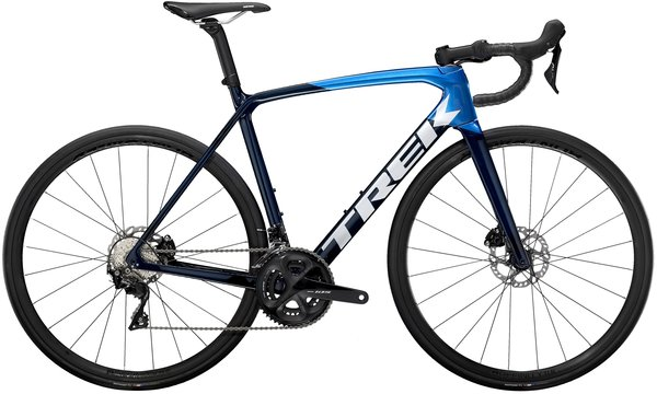 Trek Emonda SL 5 Color: Carbon Blue Smoke/Metallic Blue