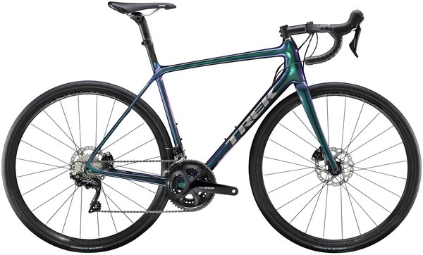 Trek Emonda SL 5 Disc Color: Emerald Iris