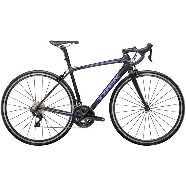 Trek Emonda SL 5 Women's Color: Matte Trek Black/Gloss Ultraviolet