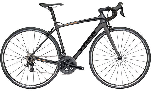 Trek Emonda SL 5 Women's Color: Matte Dnister Black