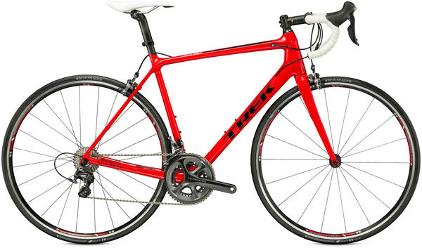 Trek Emonda SL 6 Color: Viper Red/Trek Black