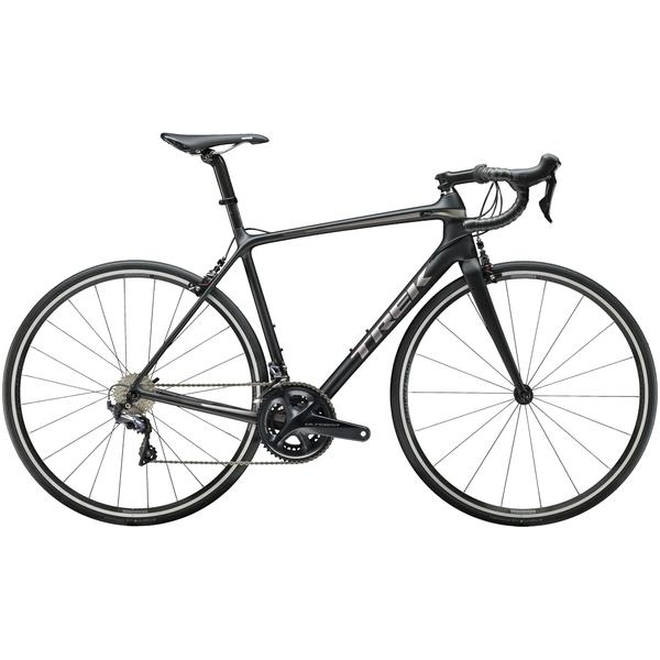 Trek Emonda SL 6 Color: Matte Trek Black/Metallic Gunmetal