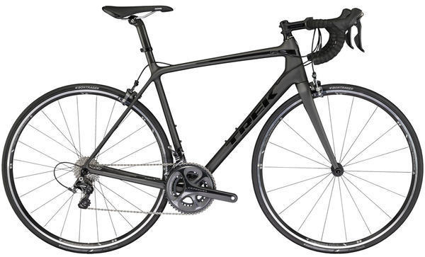 Trek Emonda SL 6 Color: Matte Dnister Black