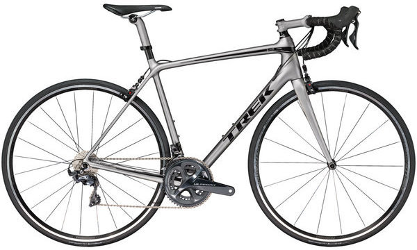 Trek Emonda SL 6 Color: Matte Metallic Gunmetal