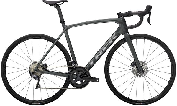 Trek Emonda SL 6 Color: Lithium Grey/Brushed Chrome