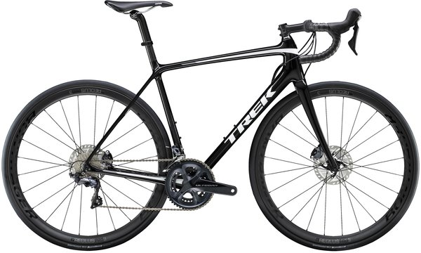 Trek Emonda SL 6 Disc Pro Color: Trek Black/Trek White
