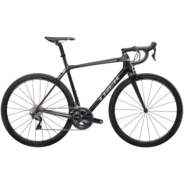 Trek Emonda SL 6 Pro Color: Matte Trek Black/Metallic Gunmetal
