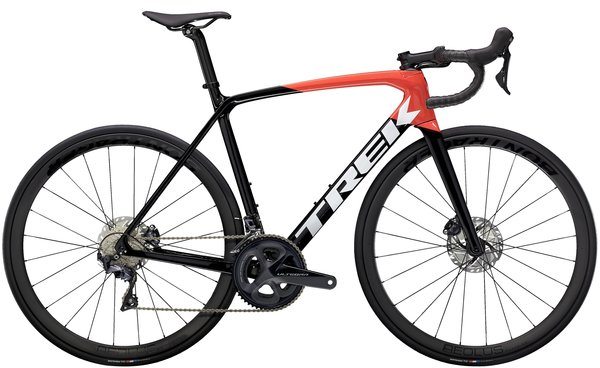 Trek Emonda SL 6 Pro Color: Trek Black/Radioactive Red