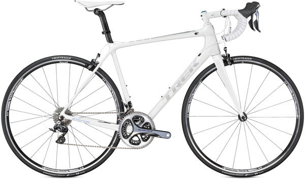 Trek Emonda SL 8 Dura-Ace Color: Crystal White
