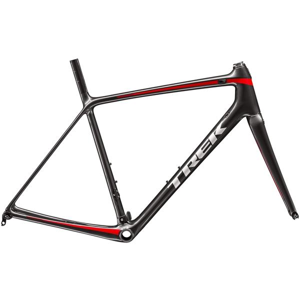 Trek Emonda SL Frameset Color: Dnister Black/Viper Red