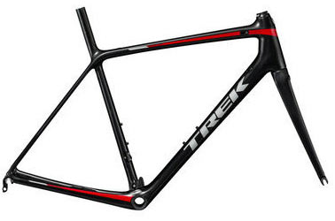 Trek Emonda SL Frameset Color: Dnister Black