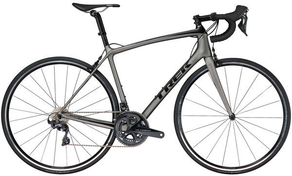 Trek Emonda SLR 6 Color: Matte Anthracite/Gloss Black