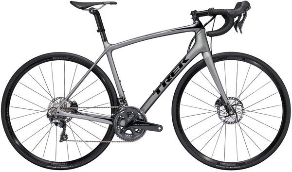 Trek Emonda SLR 6 Disc Color: Matte Anthracite/Gloss Black
