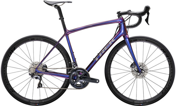 Trek Emonda SLR 6 Disc Color: Purple Phaze/Anthracite