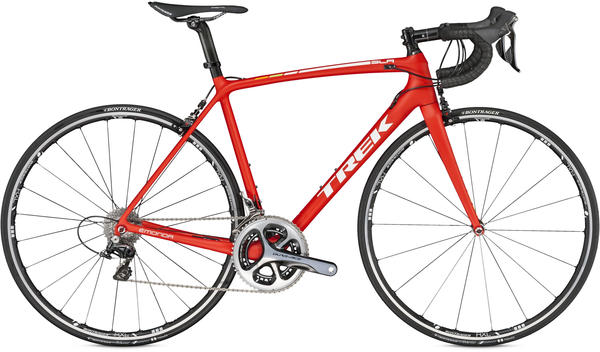 Trek Emonda SLR 8 Color: Matte Viper Red