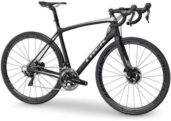 Trek Emonda SLR 8 Disc Color: Matte Black/Gunmetal