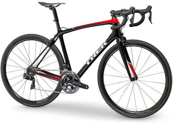 Trek Emonda SLR 9 Color: Trek Black/Viper Red