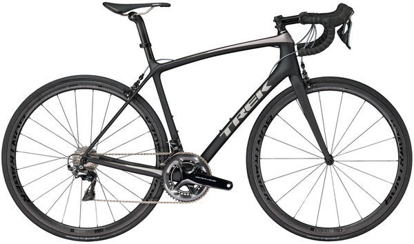 Trek Emonda SLR 8 Color: Matte Black/Gunmetal