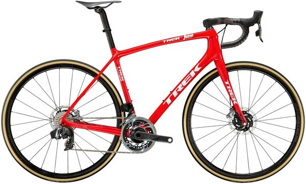 Trek Emonda SLR 9 Disc eTap Color: Viper Red
