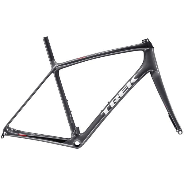 Trek Emonda SLR Disc H2 Frameset Color: Solid Charcoal/Trek Black