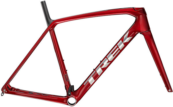 Trek Emonda SLR Frameset Color: Rage Red/Trek Black