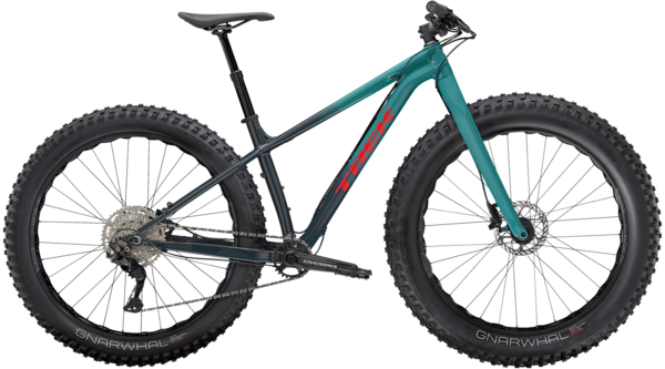 Trek Farley 5 Color: Nautical Navy to Teal Fade