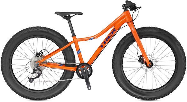 Trek Farley 24 Color: Firebrand