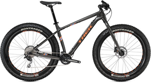 Trek Farley 5 Color: Dnister Black