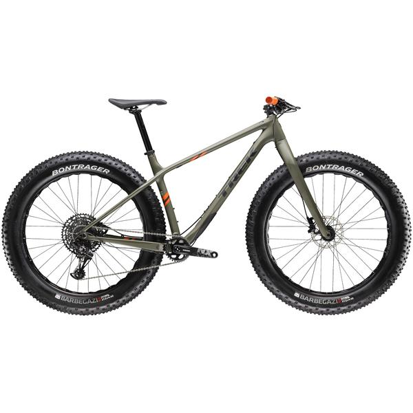 Trek Farley 9.6 Color: Matte Olive Grey