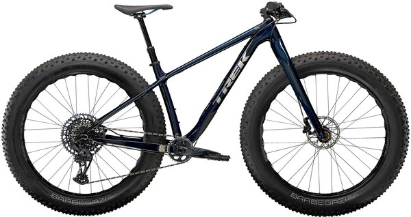 Trek Farley 9.6 Color: Carbon Blue Smoke