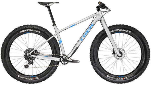 Trek Farley 9.8 Color: Matte Quick Silver