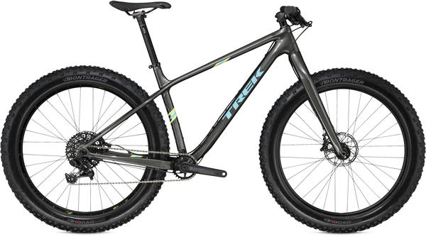 Trek Farley 9.6 Color: Trek Charcoal