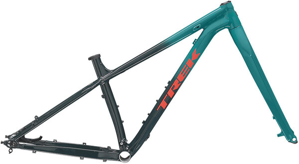 Trek Farley AL Frameset Color: Nautical Navy to Teal Fade