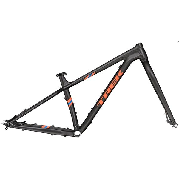 Trek Farley Alloy Frameset Color: Dnister Black