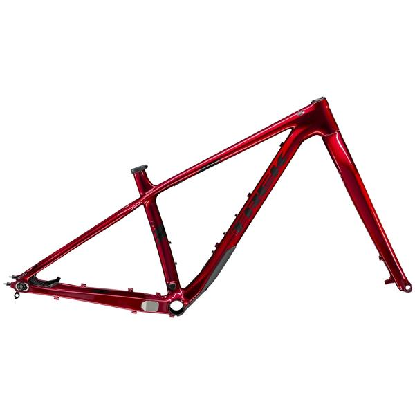 Trek Farley C Frameset Color: Rage Red