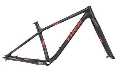 Trek Farley Carbon Frameset Color: Matte Carbon Smoke