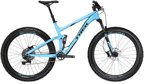 Trek Farley EX 8 Color: California Skye Blue