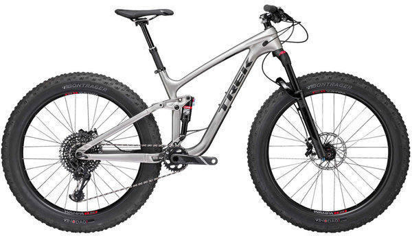 Trek Farley EX 9.8 Color: Metallic Gunmetal