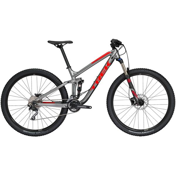 Trek Fuel EX 5 29 Color: Matte Anthracite