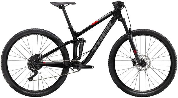 Trek Fuel EX 5 29 Color: Trek Black