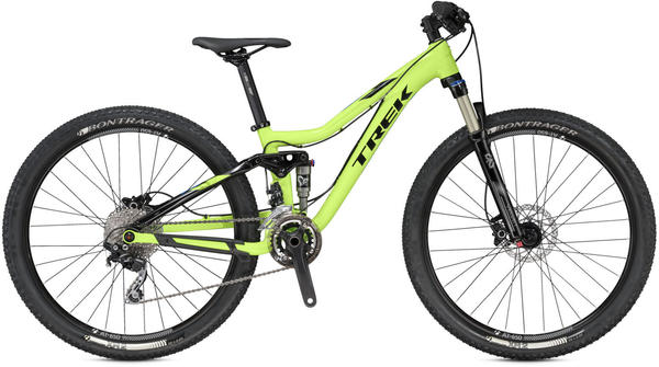 Trek Fuel EX Jr Color: Volt Green