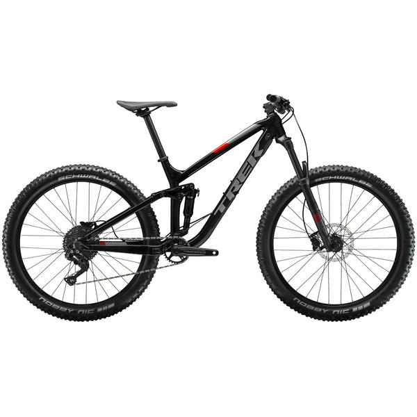 Trek Fuel EX 5 Plus Color: Trek Black