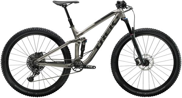 Trek Fuel EX 7 29 Color: Matte Metallic Gunmetal